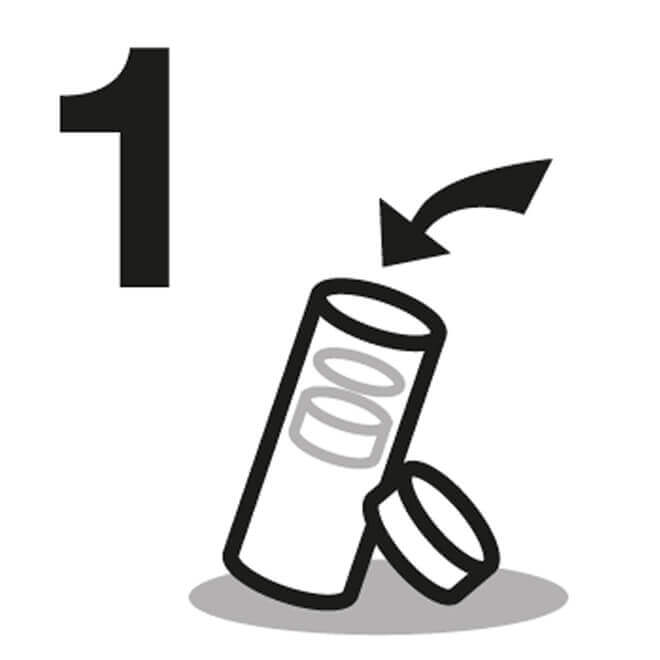 Instrucción de Botella Thermo-go 1