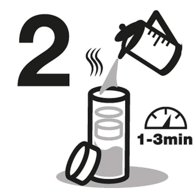 Instrucción de Botella Thermo-go 2